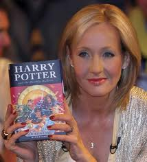 JK Rowling Gets All Grown Up